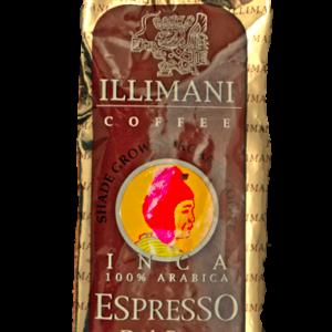 Inca dark espresso beans